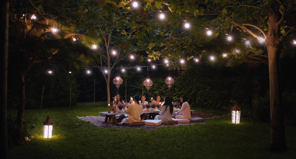 Dettol - Fairy Lights