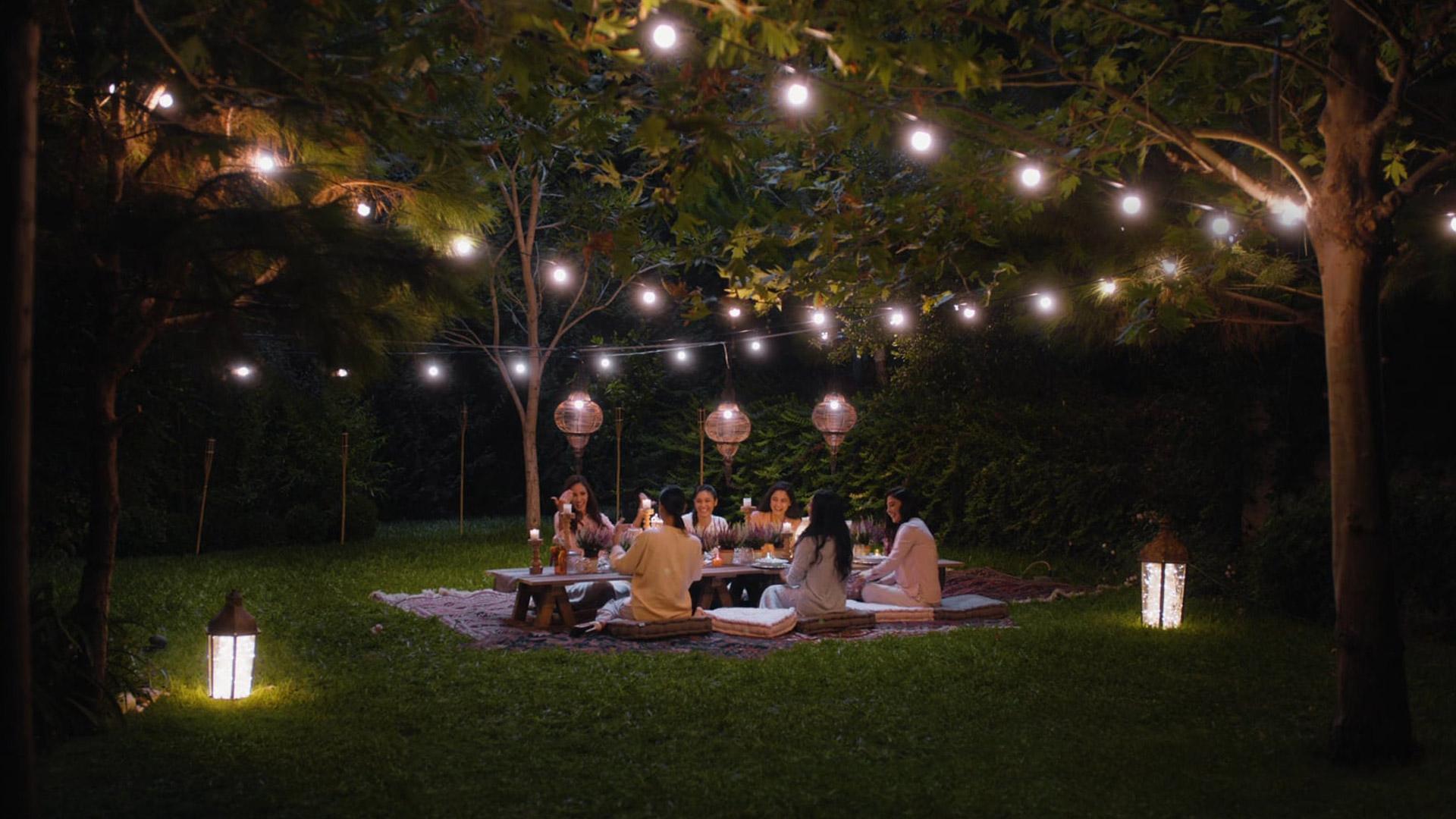 Dettol - Fairy Lights